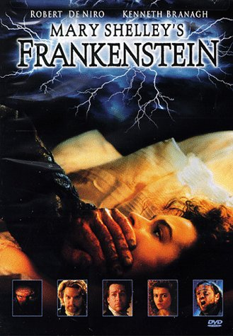FRANKENSTEIN Di Mary Shelley ITA-SPA_ENG DVD